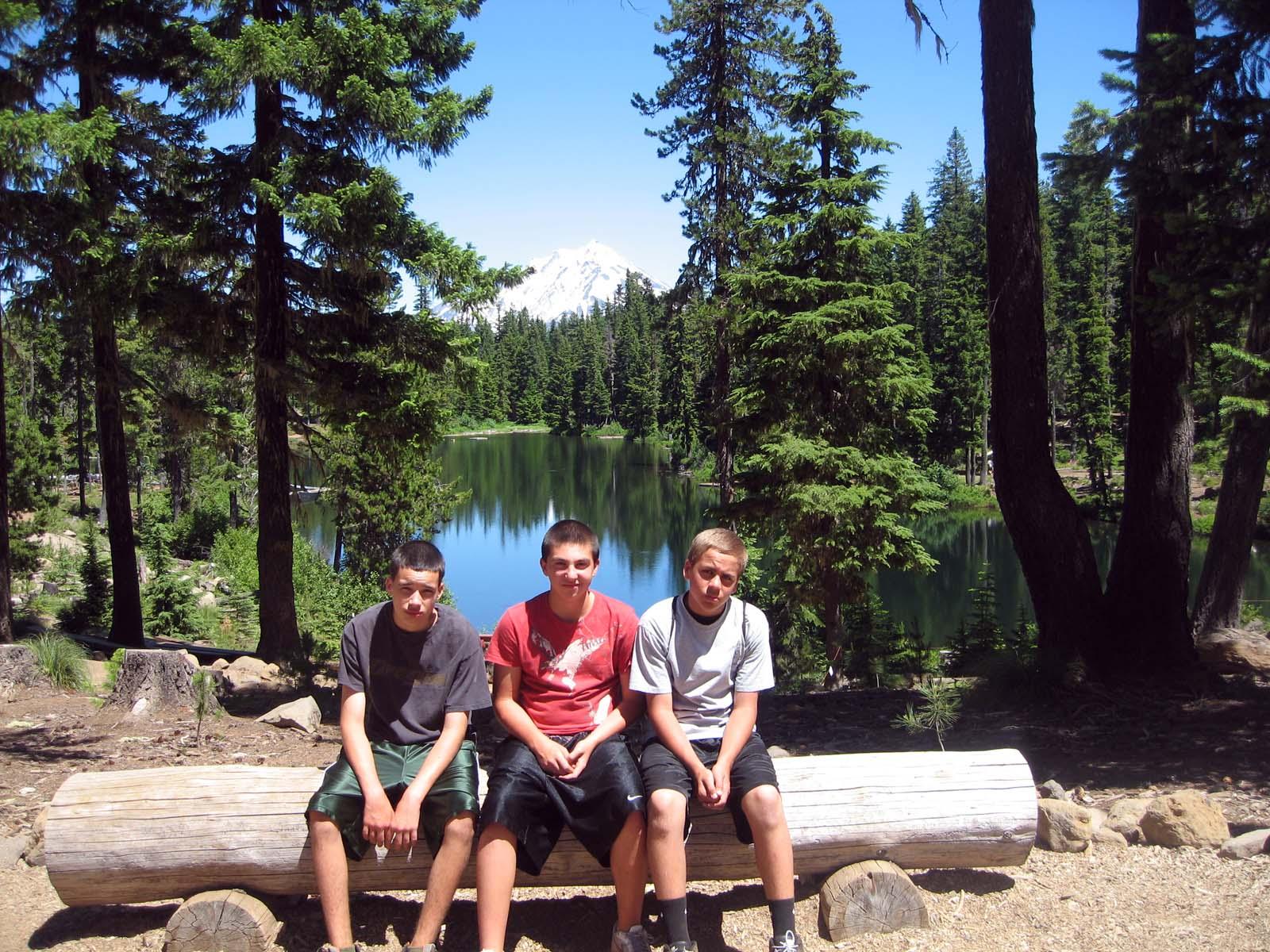 bsa troop 849 sherwood oregon summer camp 2010 camp pioneer
