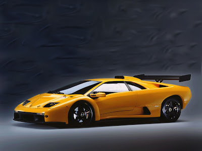 Lamborghini Diablo. LAMBORGHINI DIABLO SV INTERIOR