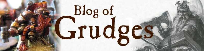 Blog of Grudges