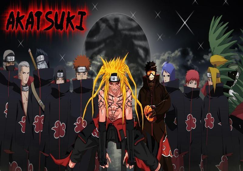 <b>Akatsuki</b> (<b>Naruto Shippuden</b>) images <b>Akatsuki</b> wallpaper and ...