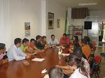Reunión concejales jóvenes