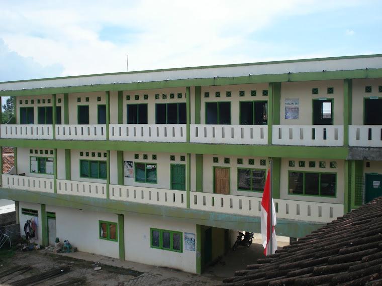 Gedung MAS. MALNU Pusat Menes