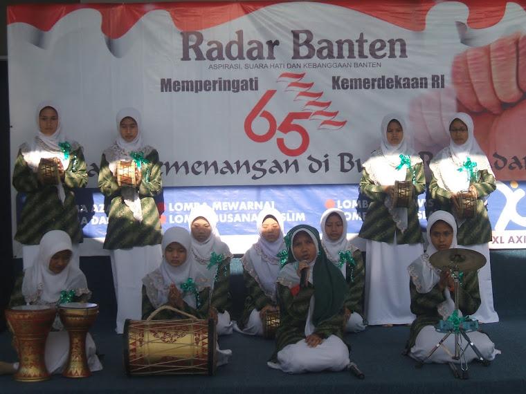 Group Marawis Putri MAS MALNU Pusat Menes