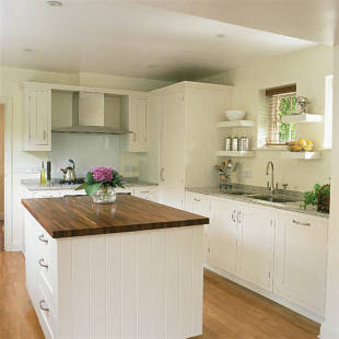 Pictures of Shaker Style Kitchens modern country kitchen with shaker-style kitchen