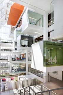 floating meeting rooms