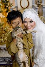 Semasa malam pernikahan anak
