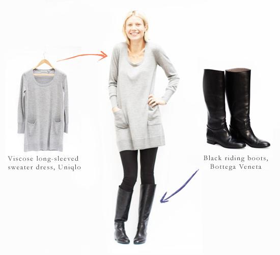 StyleSpying: How to wear leggings/jeggings
