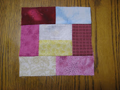 Two Colour Quilt