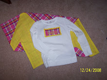 Shirt with matching Doll blanket