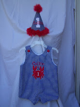 Birthday Shortall and Hat