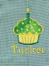 Cupcake design #1
