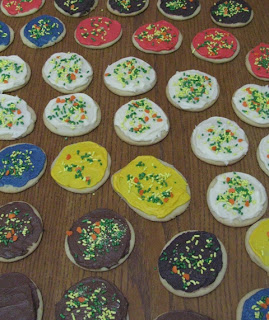 Eggless Sugar Cookie Cutouts