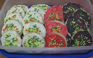 Eggless Sugar Cookie Cutouts
