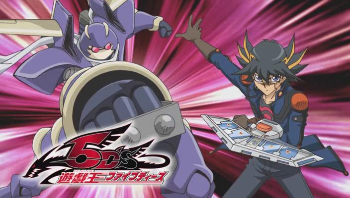 ĆŁÃĐ€ŞŦƗŇØ: Episódios online Yu-Gi-Oh! 5DS