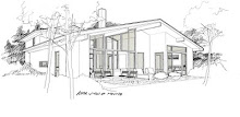 Contemporary House Plan 1