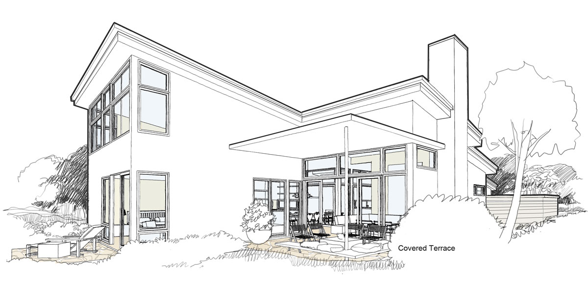 Mcm Design Contemporary House 2 Exteriors