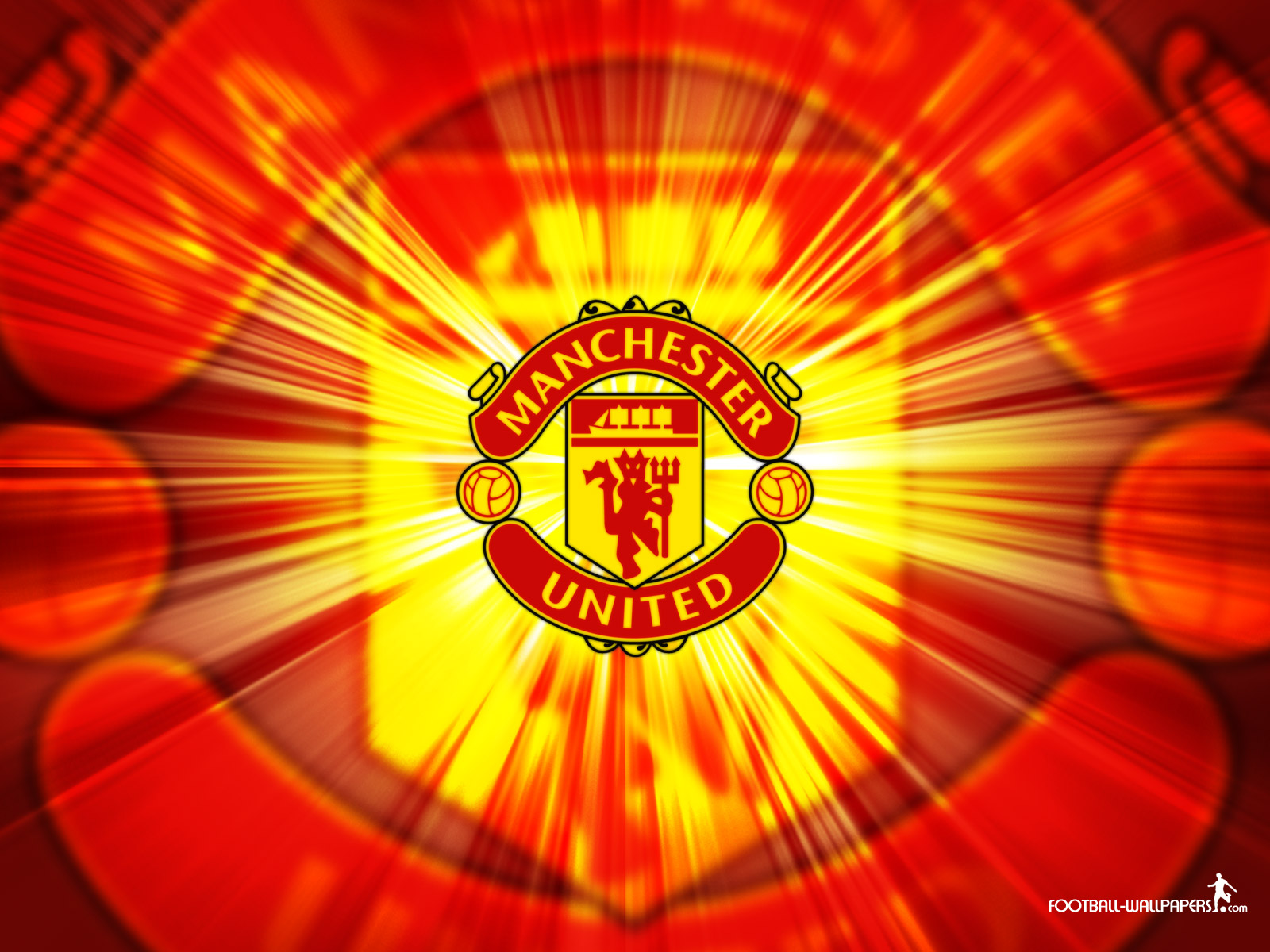 MANCHESTER UNITED POSTERS MAN