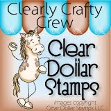 Clear Dollar Stamp