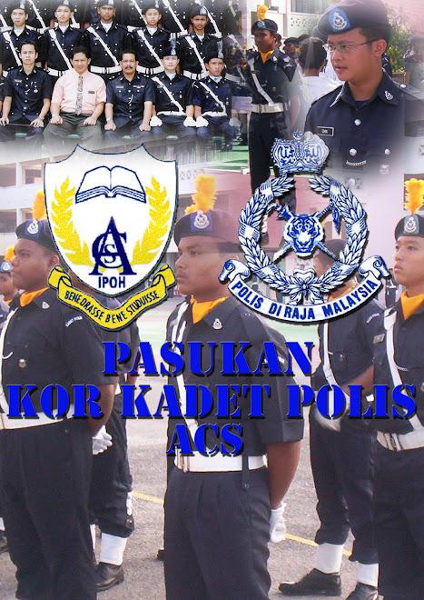 Pasukan Kadet Polis ACS Ipoh