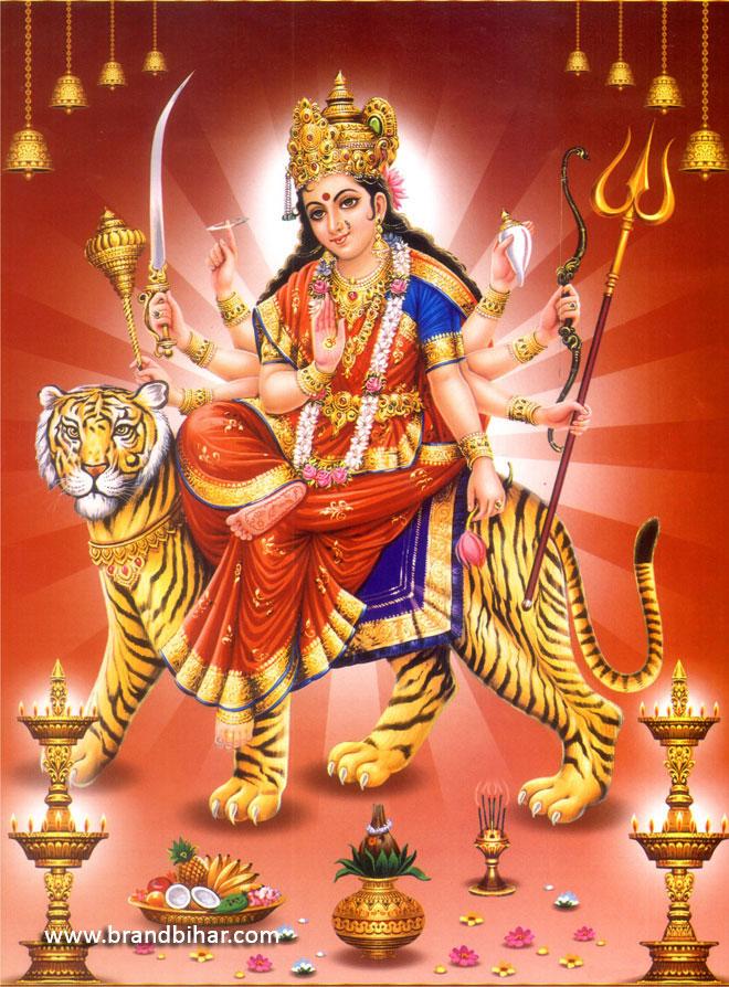 Goddess Durga Mata Photo