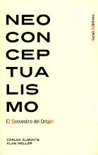 Neoconceptualismo. El secuestro del origen, de Carlos Almonte y Alan Meller