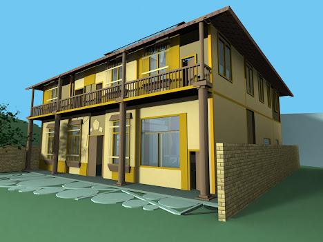 Proyecto Casa del Artesano