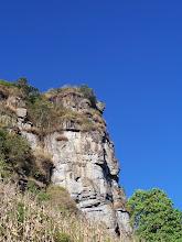 Piedra del camino del indio
