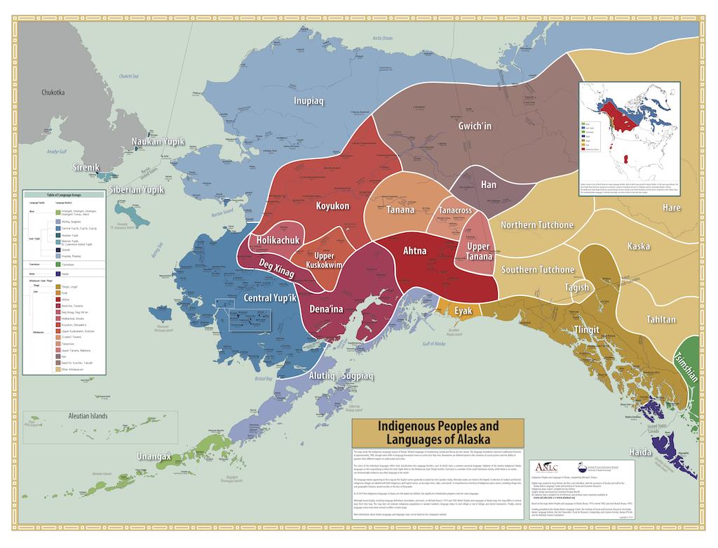 finalizing the alaska native language map