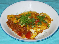 Desi Style Masala Egg Bake.