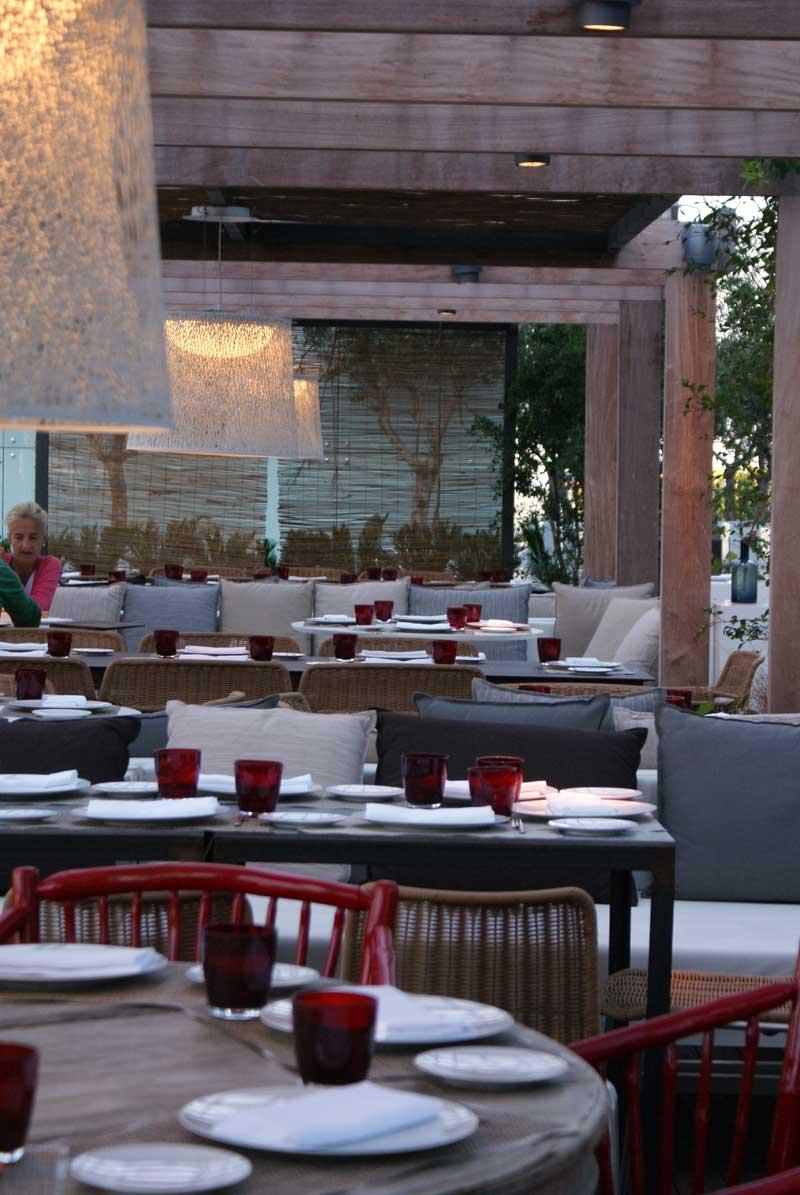 Boa vida bravo 24 no hotel w de barcelona o novo for Hotel w barcelona restaurante