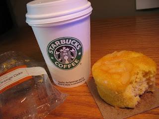 Starbucks gluten free cake