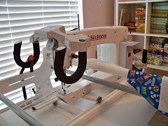 HQ16 Quilting Machine