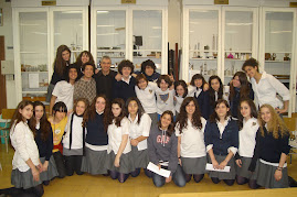 El coro. Septiembre 2010.