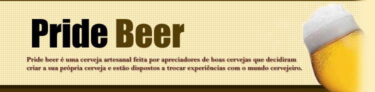 PRIDE BEER - Cerveja Artesanal