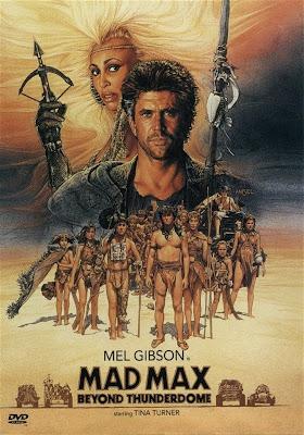 Mad Max 3 – Além da Cúpula do Trovão Dublado 1985