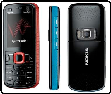 Cost Nokia 5230 price rate value