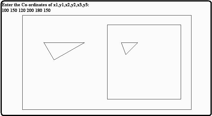 Line Drawing Algorithm In C Language : Window view port mapping algorithm source code c