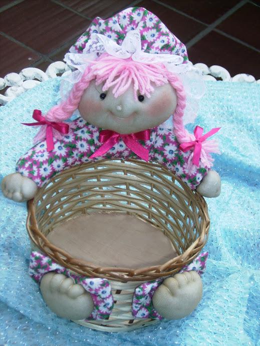 Es mi primera muñeca softs!!! hecha por mis manitos!!! les gusta?