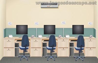 Juegos Escape Office Room Escape solucion