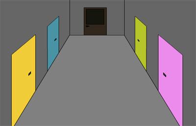 solucion Hallway Escape guia