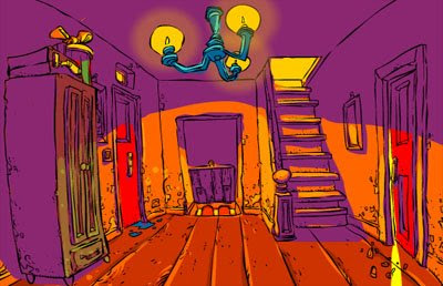 juegos de escapar The Great House Escape