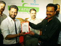 Release of book 'Success Through Excellence' by Oscar Winner Resul Pookutty