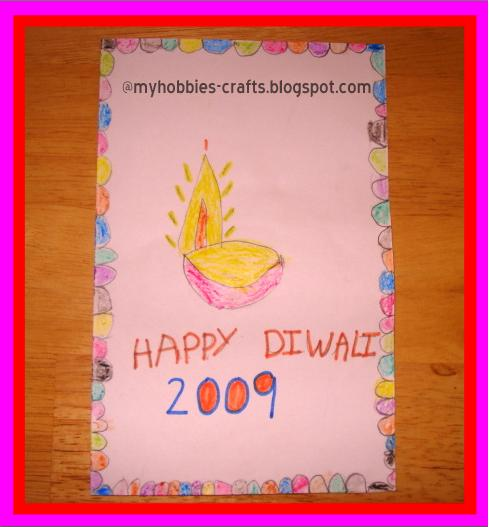 My hobbies and crafts handmade diwali greeting cards handmade diwali greeting cards m4hsunfo