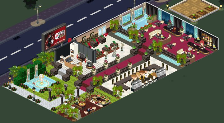 Tips tricks restaurant city the lounge bar