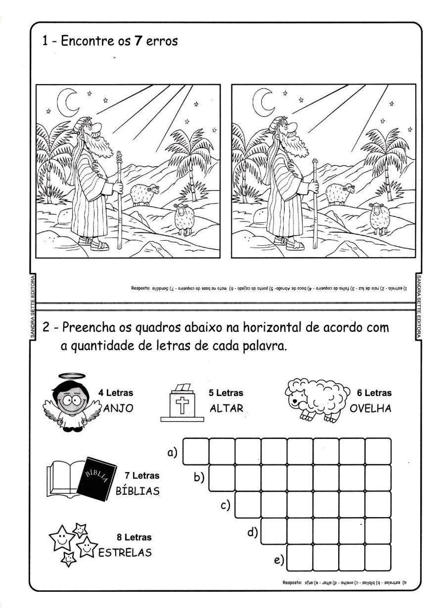 Preferência BLOG DA BIBI: Culto Infantil - Tema: Abraão - Obediencia AA02