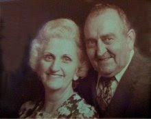 grandma & grandpa Pete