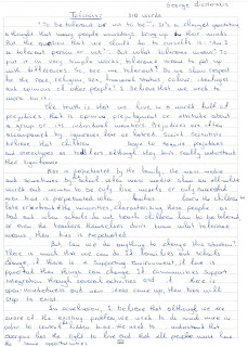 Obedient Student Essay Top - image 7