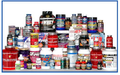 Powerlifting Supplements