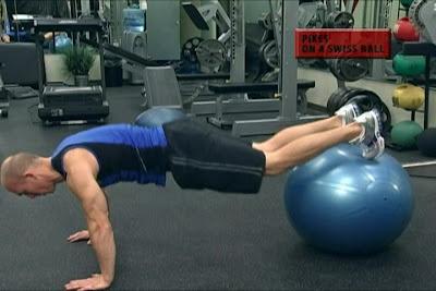 Lower Ab Exercises