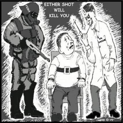 Γρίπη των χοίρων - Η1Ν1 - οι Προεκτάσεις μιας Προμελετημένης Παγκόσμιας Γενοκτονίας